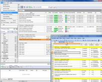 Business spreadsheet solutions - Managing tasks and performing calculations