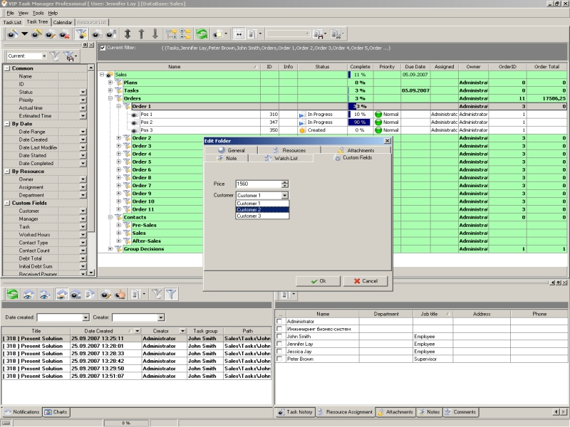 effective work order software for work order management