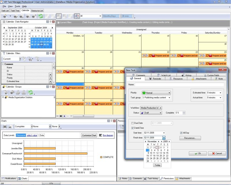 Employee schedule software tool to compose share and for Computer planner software