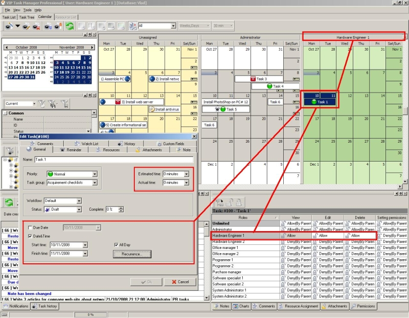 employee time sheet software  u2013 planning tasks and projects