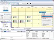 Group schedule software – Using a network application to manage teamwork