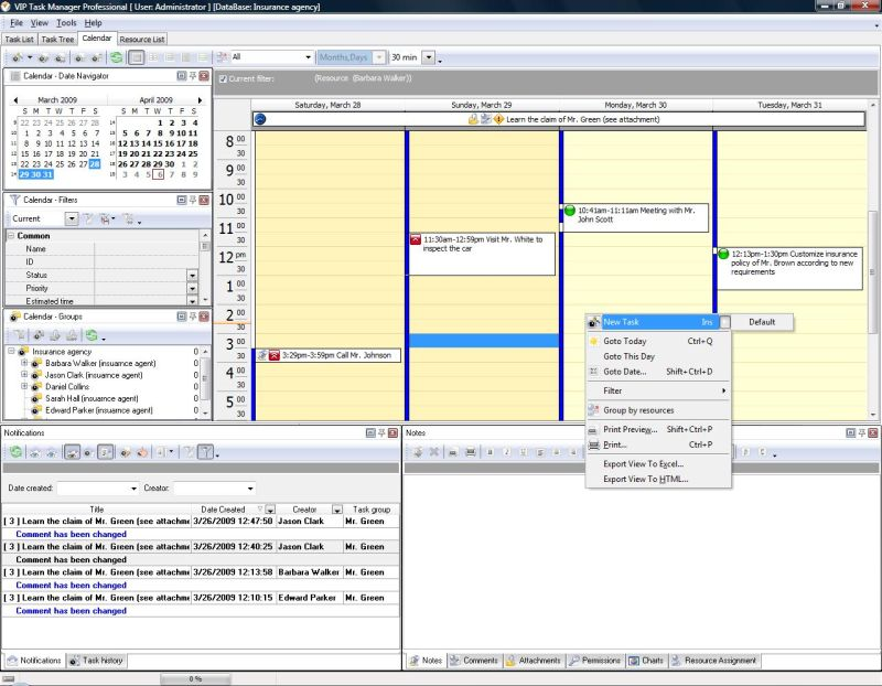 Job Planning Software Try This Real Time Job Planner To