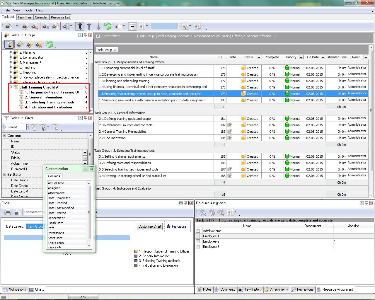 Online vs. Desktop task tracker