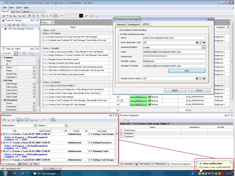 Portable task list software is convenient but desktop task ...