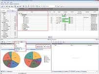 Process planning software that helps manage tasks and processes within projects