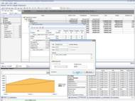 Project estimation software for managing costs and time