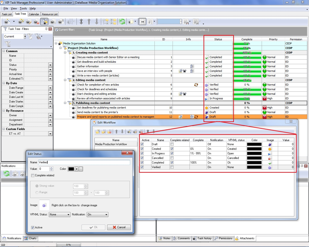Sample Project Workflow U2013 Design Workflow Types By Using Project Management  Software