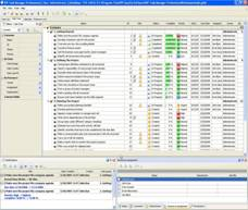 Software network solution for workgroup task and time management