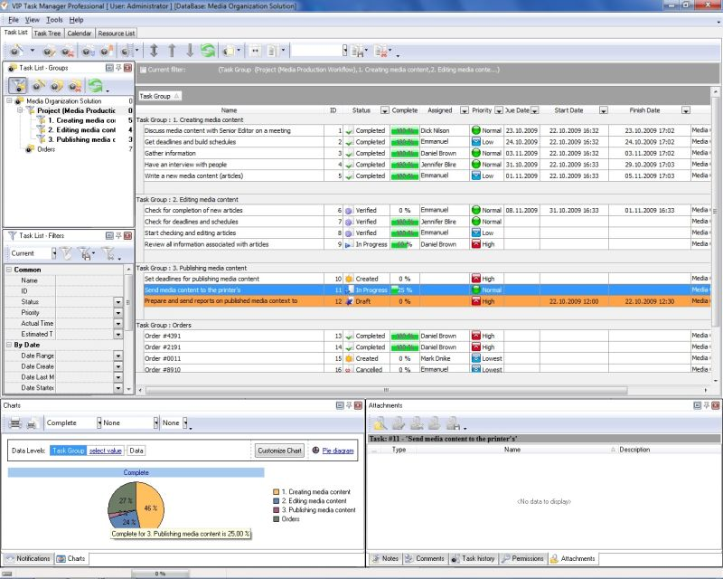 Spreadsheet software comparison – how to select an appropriate tool?