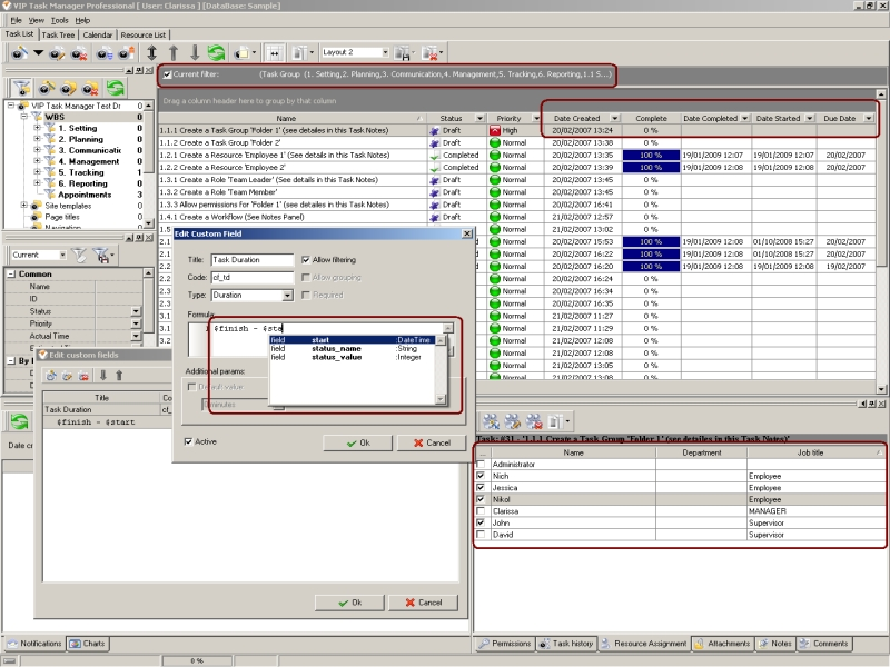 Task tracker freeware vs. free download software