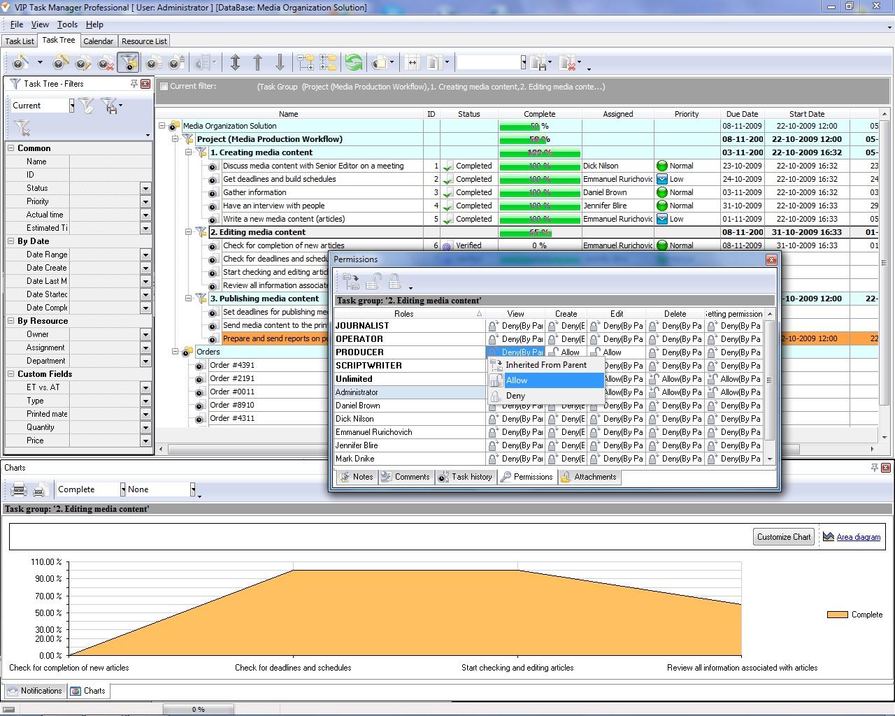 program management software