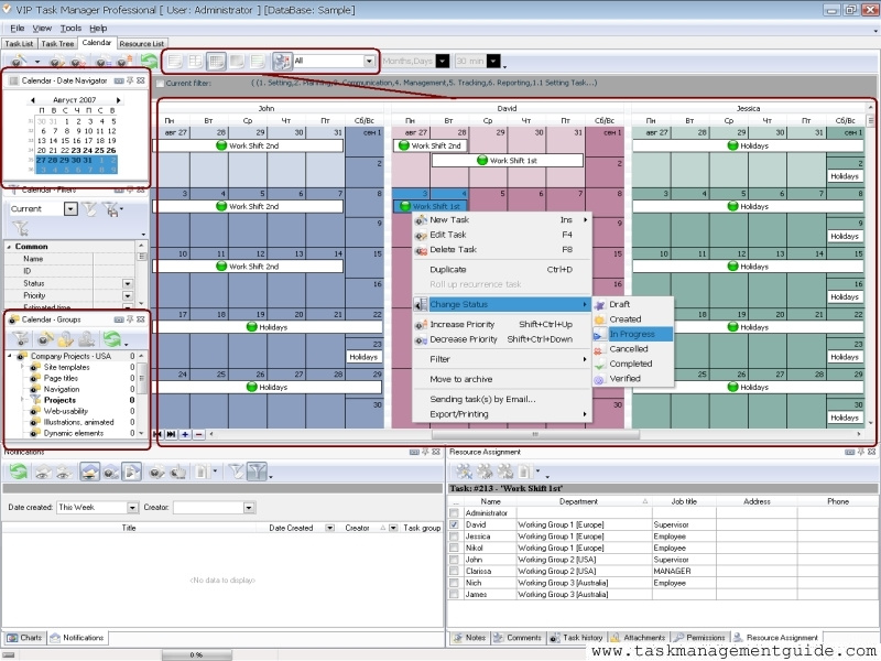 Calendar Planner Software Reviews : Review calendar software to learn more about planning and